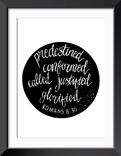 Predestined Romans 8